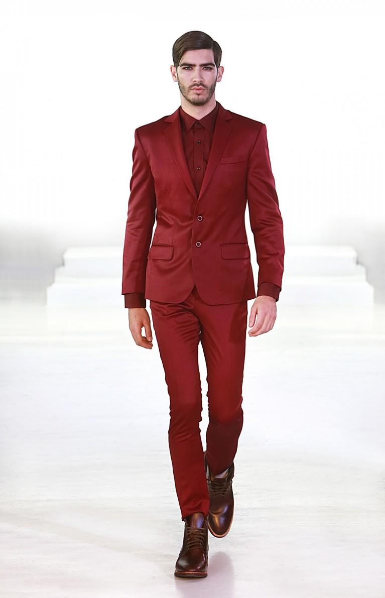 MODEL NO. 211011 Jacket and Pants