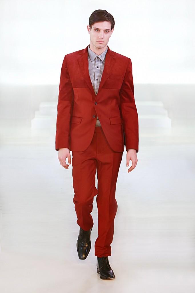 MODEL NO. 211081 Jacket and Pants