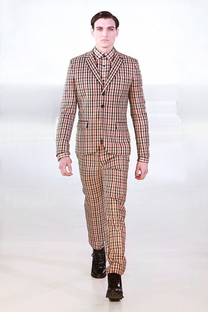 MODEL NO. 211241 Jacket and Pants