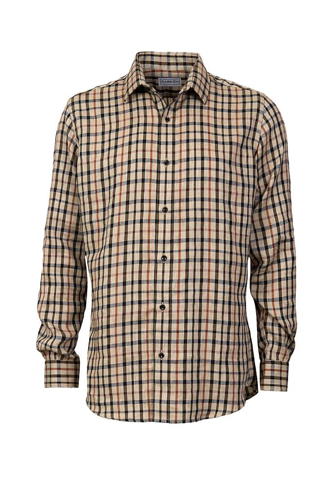 Plaid Shirt - FW15