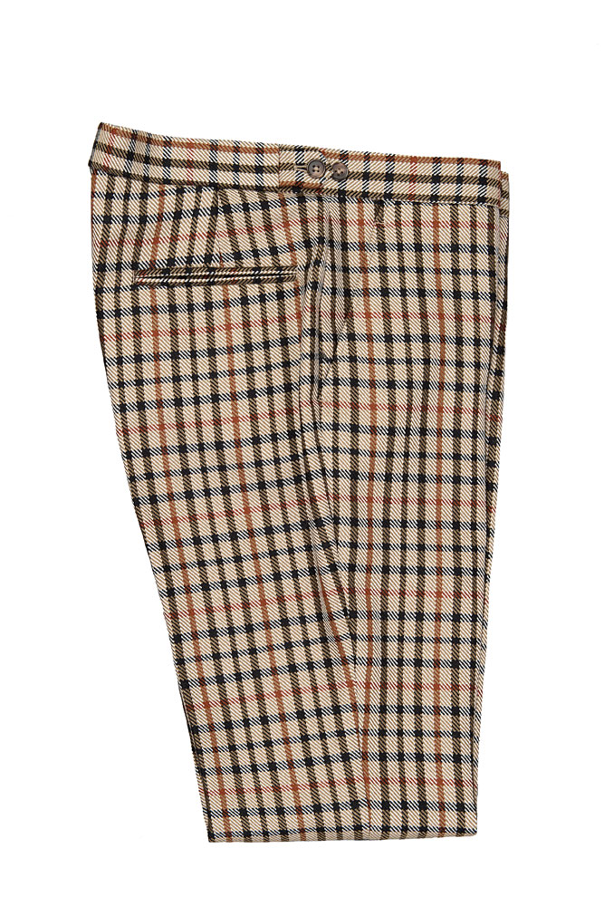 pants checkered