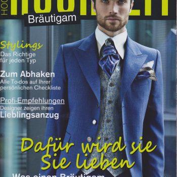 Hochzeit Magazin Feb16