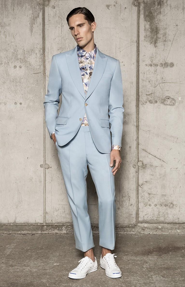 Darkoh Spring/Summer 2016 Suit