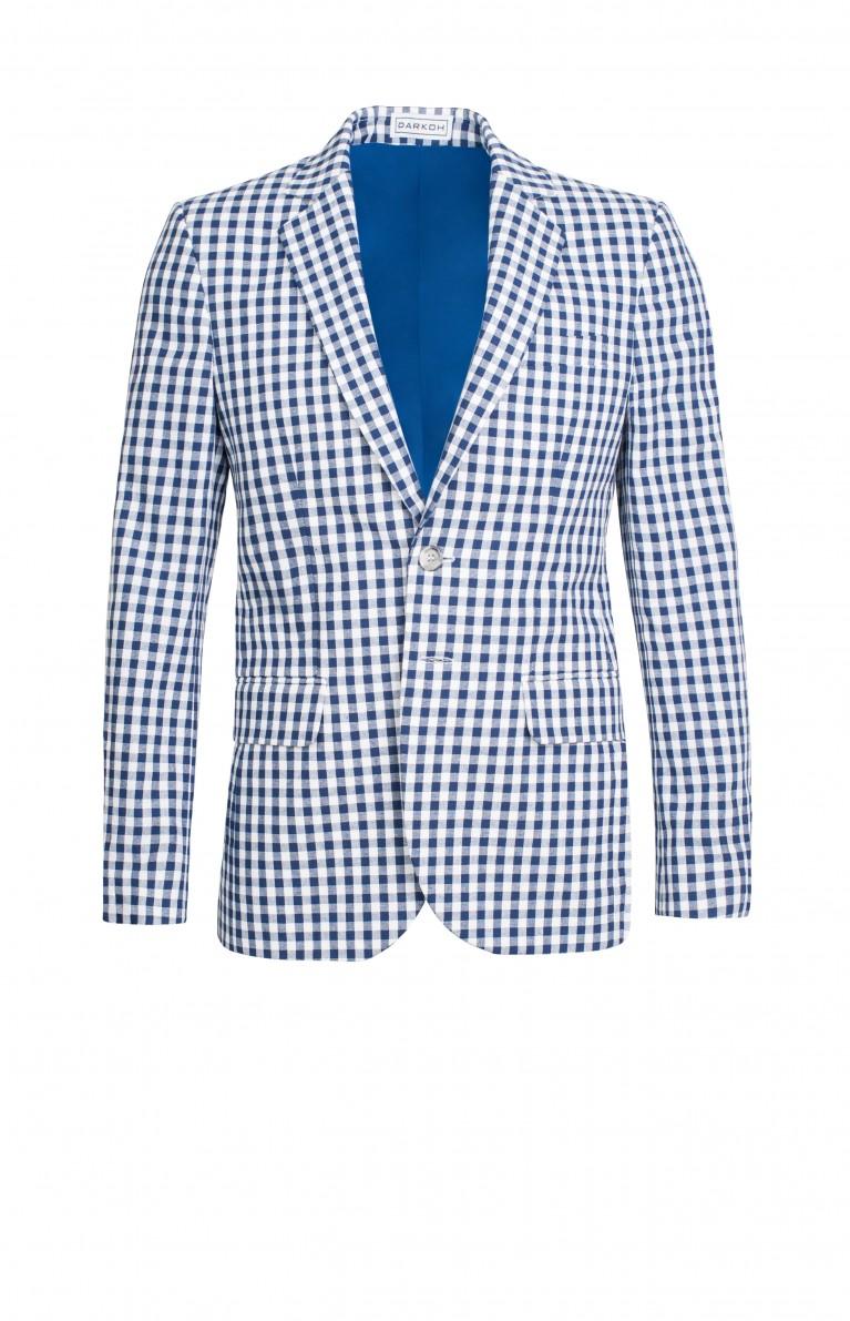 Vichy Jacket