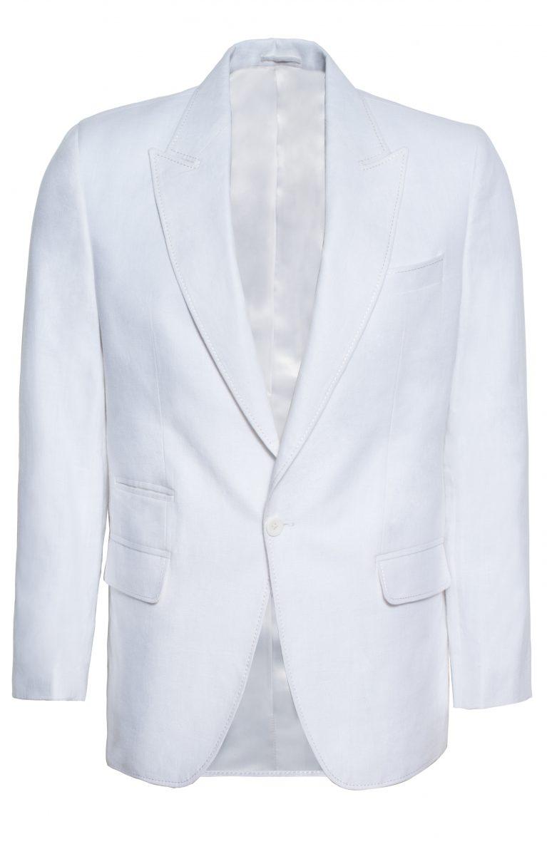 Linen Bohemian suit