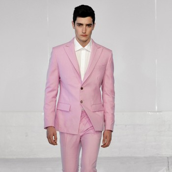 DARKOH SS15 Suit 11204 in Rose