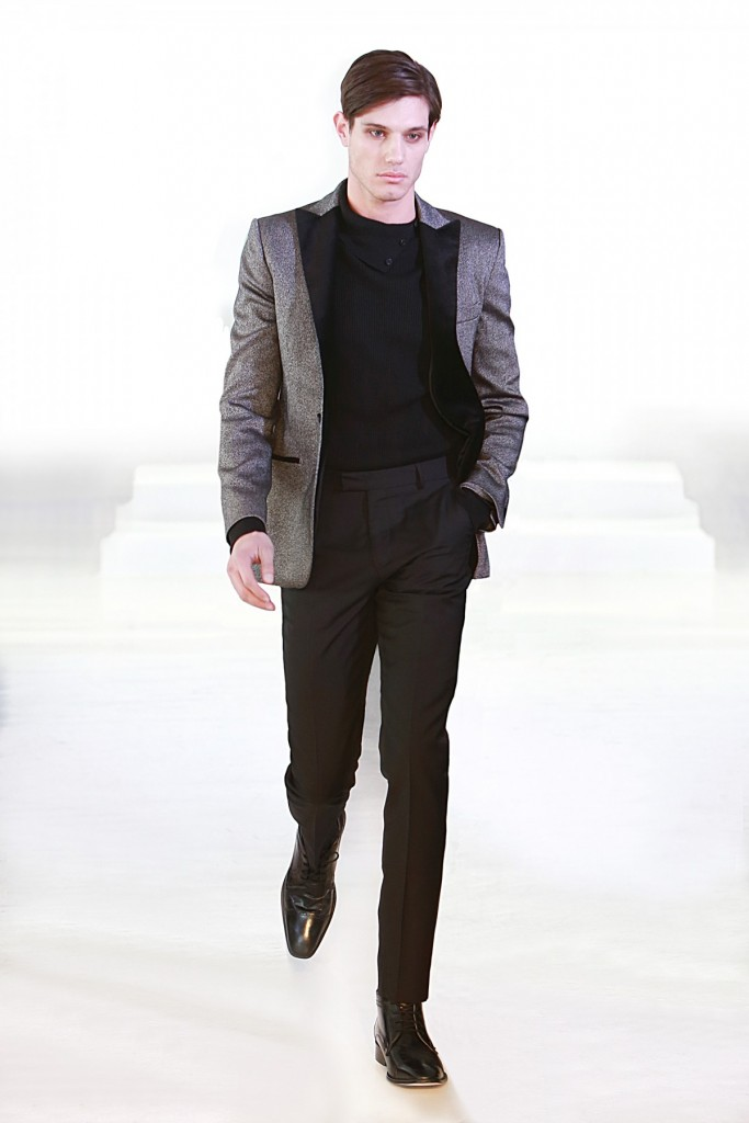 MODEL NO. 211281 Jacket and Pants