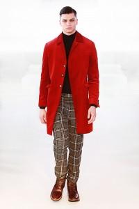 MODEL NO. 233051 Overcoat and Pants