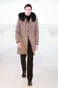 MODEL NO. 234061 Coat