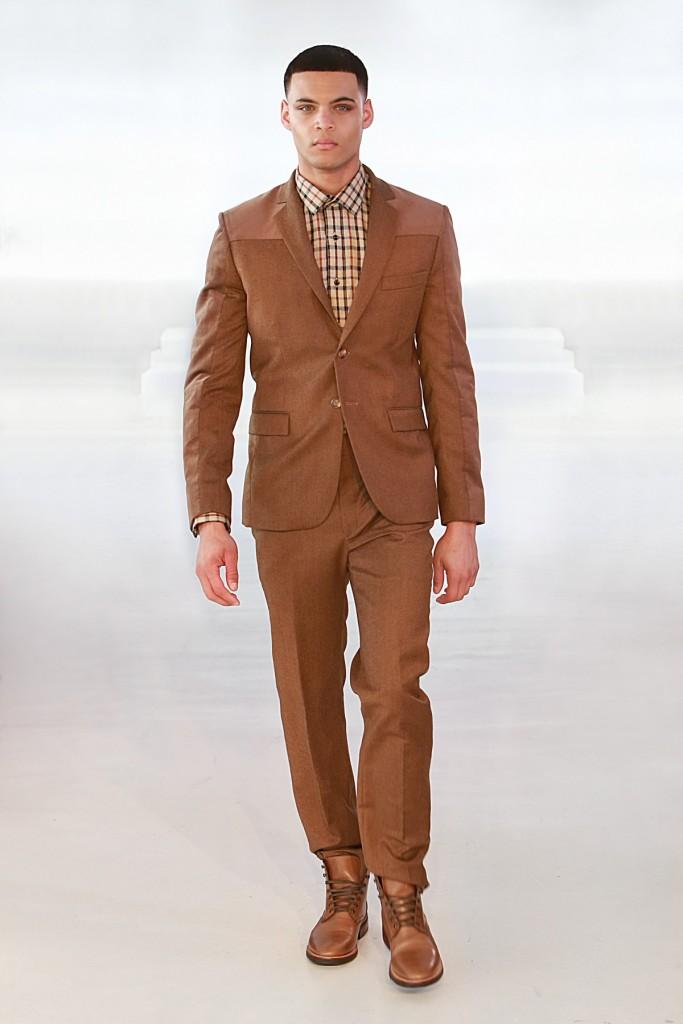 MODEL NO. 211051 Jacket and Pants