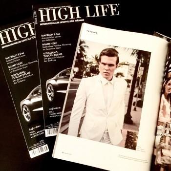 High Life magazine