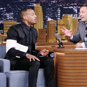 Marlon Wayans on the Tonight Show