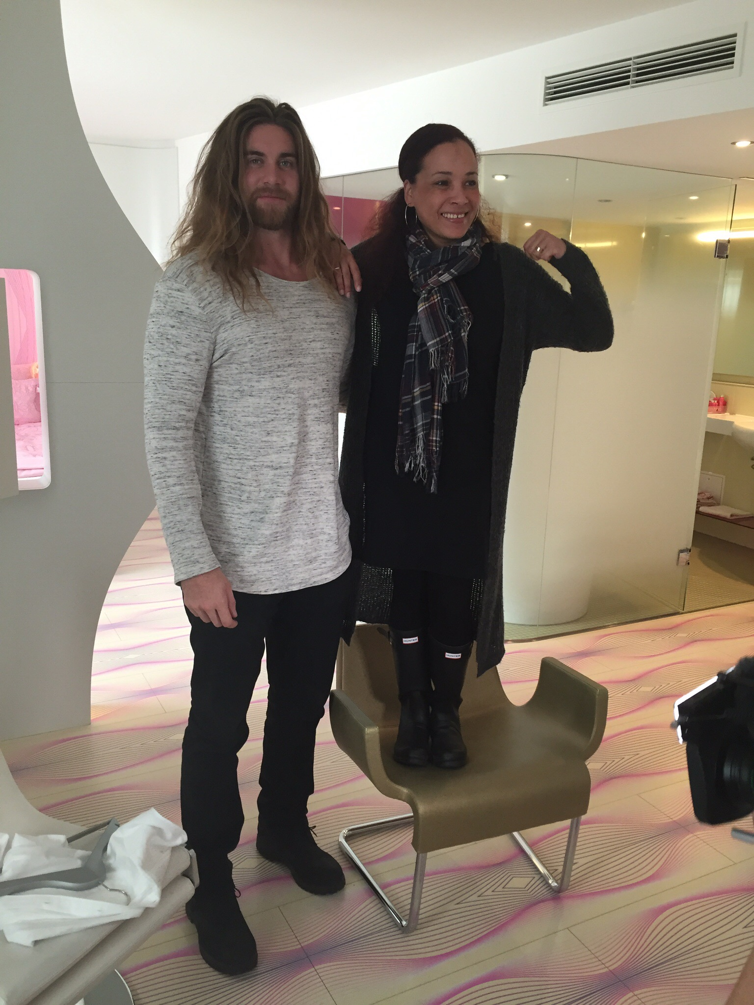 Vip Meet Mr Manbun Brock O Hurn Darkoh