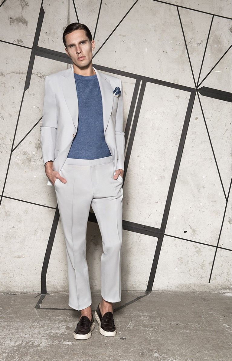 Darkoh Spring/Summer 2016 Suit