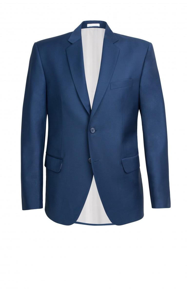 Concept Jacke blau